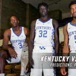 Kentucky Wildcats vs. Vanderbilt Commodores Predictions, Picks, Odds and NCAA Basketball Betting Preview – January 10, 2017
