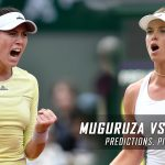Garbine Muguruza vs. Coco Vandeweghe Predictions, Odds, Picks, and Tennis Betting Preview – 2017 Australian Open Quarterfinals