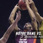 Notre Dame Fighting Irish vs. Virginia Tech Hokies Predictions, Picks, Odds and NCAA Basketball Betting Preview – January 14, 2017