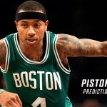 Detroit Pistons vs. Boston Celtics Predictions, Picks and NBA Preview – January 30, 2017
