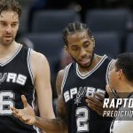 Toronto Raptors vs. San Antonio Spurs Predictions, Picks and NBA Preview – January 3, 2017
