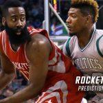 Houston Rockets vs. Boston Celtics Predictions, Picks and NBA Preview – January 25, 2017
