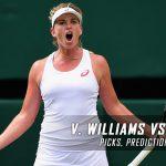 Venus Williams vs. Coco Vandeweghe Predictions, Odds, Picks, and Tennis Betting Preview – 2017 Australian Open Semifinals