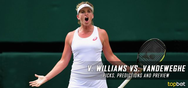 Venus Williams vs. Coco Vandeweghe Predictions, Odds, Picks, and Tennis Betting Preview – 2017 Australian Open Semifinals