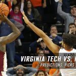 Virginia Tech Hokies vs. Florida State Seminoles Predictions, Picks, Odds and NCAA Basketball Betting Preview – January 7, 2017