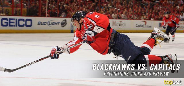 Chicago Blackhawks vs. Washington Capitals Predictions, Picks and NHL Preview – January 13, 2017