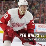 Detroit Red Wings vs. Chicago Blackhawks Predictions, Picks and NHL Preview – January 10, 2017