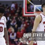 Ohio State Buckeyes vs. Wisconsin Badgers Predictions, Picks, Odds and NCAA Basketball Betting Preview – January 12, 2017