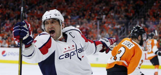 Philadelphia Flyers vs. Washington Capitals Predictions, Picks and NHL Preview – January 15, 2017