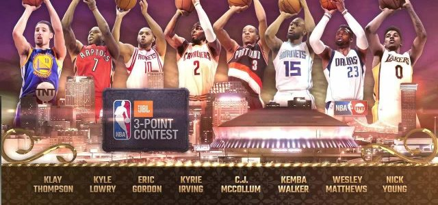 2017 Nba 3 Point Contest Predictions Picks And Betting Odds