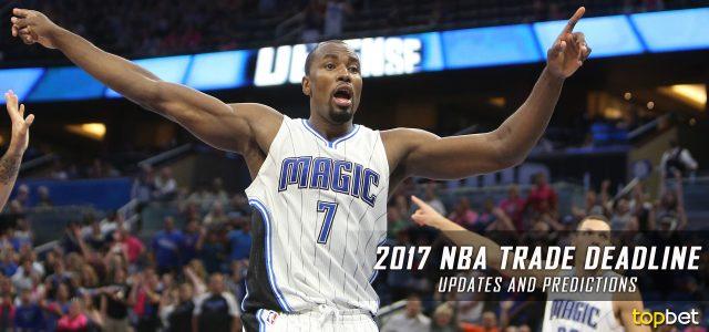 2017 NBA Trade Deadline Update & Predictions