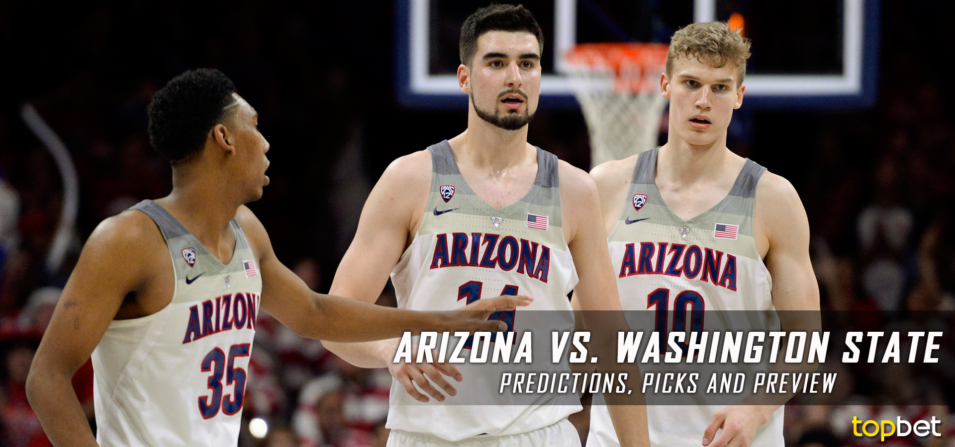 Image result for Arizona vs Washington State basketball