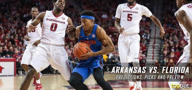 Arkansas vs Florida Basketball Predictions, Picks & Preview