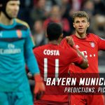 Bayern Munich vs. Arsenal Predictions, Picks, and Preview – UEFA Champions League Round of 16 First Leg – February 15, 2017