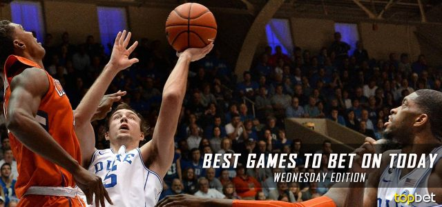 Best Games to Bet On Today – Wednesday Edition