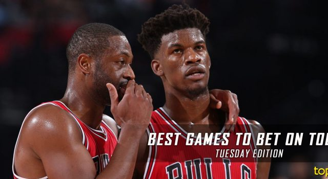 Best Games to Bet On Today – Tuesday Edition