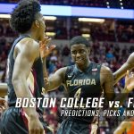 Boston College Eagles vs. Florida State Seminoles Predictions, Picks, Odds and NCAA Basketball Betting Preview – February 20, 2017