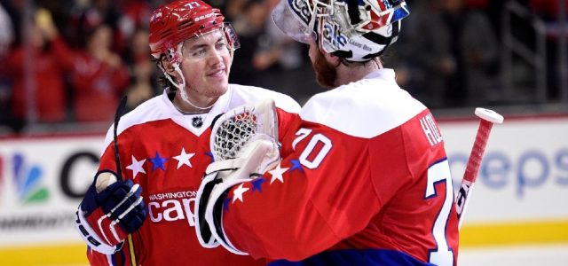 Washington Capitals vs. Detroit Red Wings Predictions, Picks and NHL Preview – February 18, 2017
