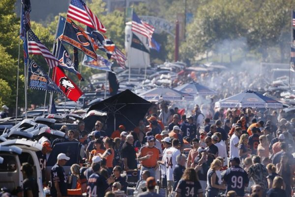 Top 10 Best Nfl Tailgating Spots Cities And Parties