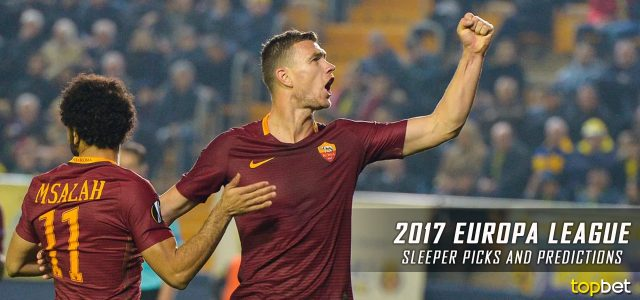 2016-17 UEFA Europa League Round of 32 Sleeper Picks and Predictions