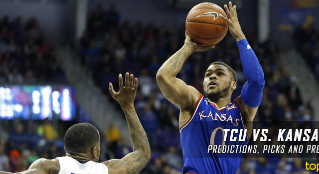 TCU Horned Frogs vs. Kansas Jayhawks Predictions, Picks, Odds and NCAA Basketball Betting Preview – February 22, 2017