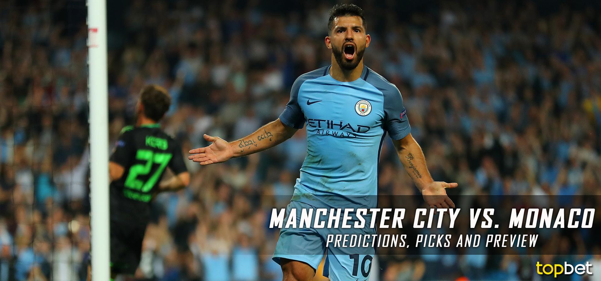 Barcelona Vs Manchester City Logo: Manchester City Vs Monaco Champions League Predictions & Picks