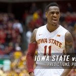 Iowa State Cyclones vs. Texas Tech Red Raiders Predictions, Picks, Odds and NCAA Basketball Betting Preview – February 20, 2017