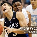 North Carolina Tar Heels vs. Duke Blue Devils Predictions, Picks, Odds and NCAA Basketball Betting Preview – February 9, 2017