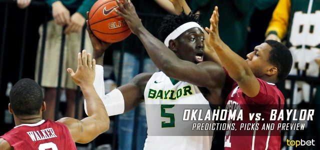 Oklahoma Sooners vs. Baylor Bears Predictions, Picks, Odds and NCAA Basketball Betting Preview – February 21, 2017