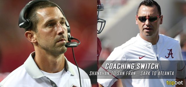 Kyle Shanahan Hired as San Francisco 49ers Head Coach; Atlanta Falcons Hire Steve Sarkisian To Be New Offensive Coordinator