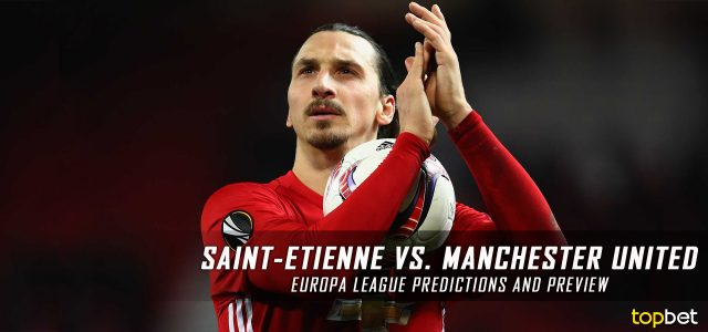 Saint-Etienne vs. Manchester United Predictions, Picks, and Preview – UEFA Europa League Round of 32 Second Leg – February 22, 2017