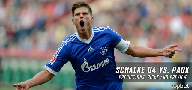 Schalke 04 vs. PAOK Predictions, Picks, and Preview – UEFA Europa League Round of 32 Second Leg – February 22, 2017