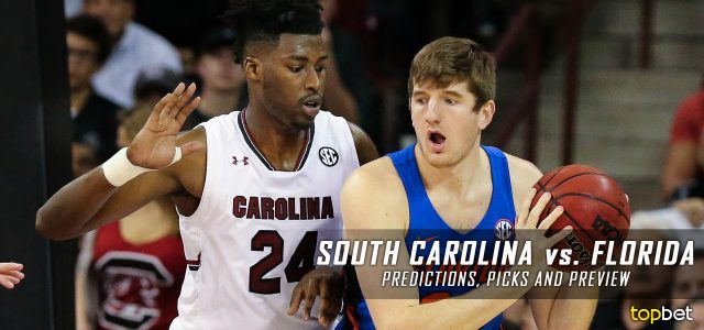 South Carolina Gamecocks vs. Florida Gators Predictions, Picks, Odds and NCAA Basketball Betting Preview – February 21, 2017
