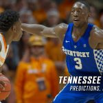 Tennessee Volunteers vs. Kentucky Wildcats Predictions, Picks, Odds and NCAA Basketball Betting Preview – February 14, 2017
