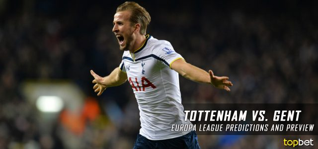 Tottenham vs. Gent Predictions, Picks, and Preview – UEFA Europa League Round of 32 Second Leg – February 23, 2017