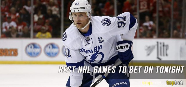 best nhl bets tonight game betting websites