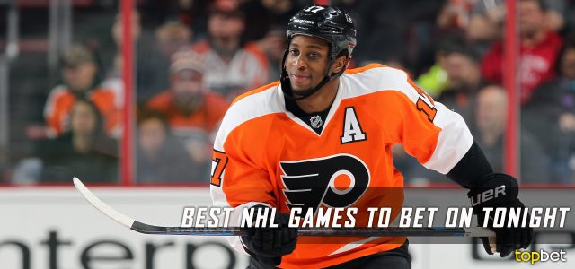 Best NHL Games To Bet On Tonight