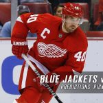 Columbus Blue Jackets vs. Detroit Red Wings Predictions, Picks and NHL Preview – February 7, 2017
