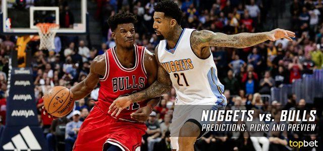 Denver Nuggets vs. Chicago Bulls Predictions, Picks and NBA Preview – February 28, 2017