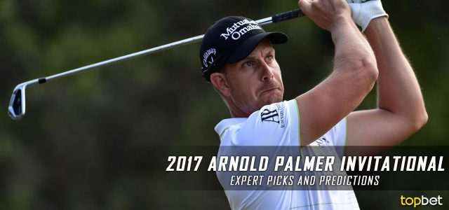 2017 Arnold Palmer Invitational Expert Picks and Predictions – PGA Golf Betting Preview