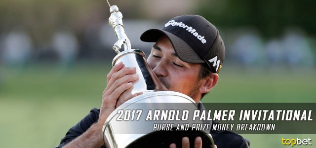 2017 Arnold Palmer Invitational Purse and Prize Money Breakdown