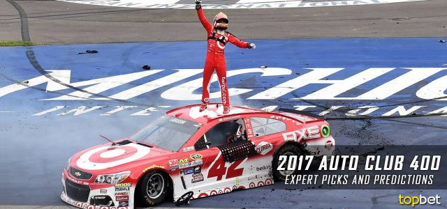 2017 Auto Club 400 Expert Picks and Predictions – NASCAR Betting Preview
