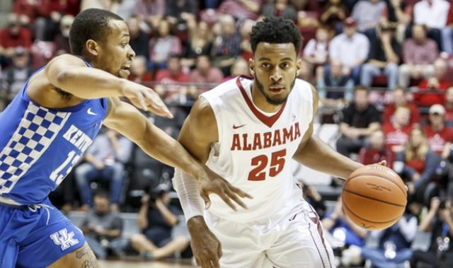 Image result for Alabama vs Kentucky  basketball pic