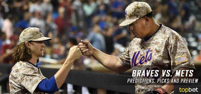 Atlanta Braves vs. New York Mets Predictions, Picks and MLB Preview – April 5, 2017