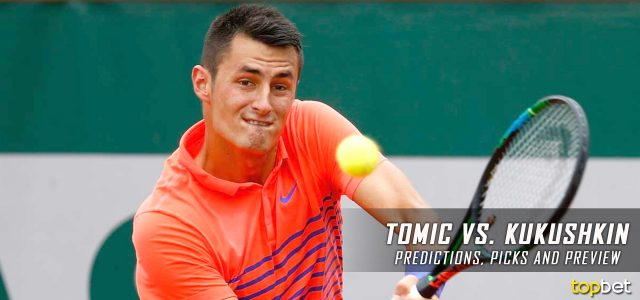 Bernard Tomic vs. Mikhail Kukushkin Predictions, Odds, Picks and Tennis Betting Preview – 2017 Miami Open First Round