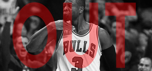 Chicago Bulls Playoffs/Finals Odds Have Shifted – Dwyane Wade Out for Season