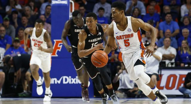 2017 March Madness Elite Eight – Florida Gators vs. South Carolina Gamecocks Predictions, Picks and NCAA Basketball Betting Preview