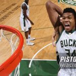 Detroit Pistons vs. Milwaukee Bucks Predictions, Picks and NBA Preview – March 31, 2017