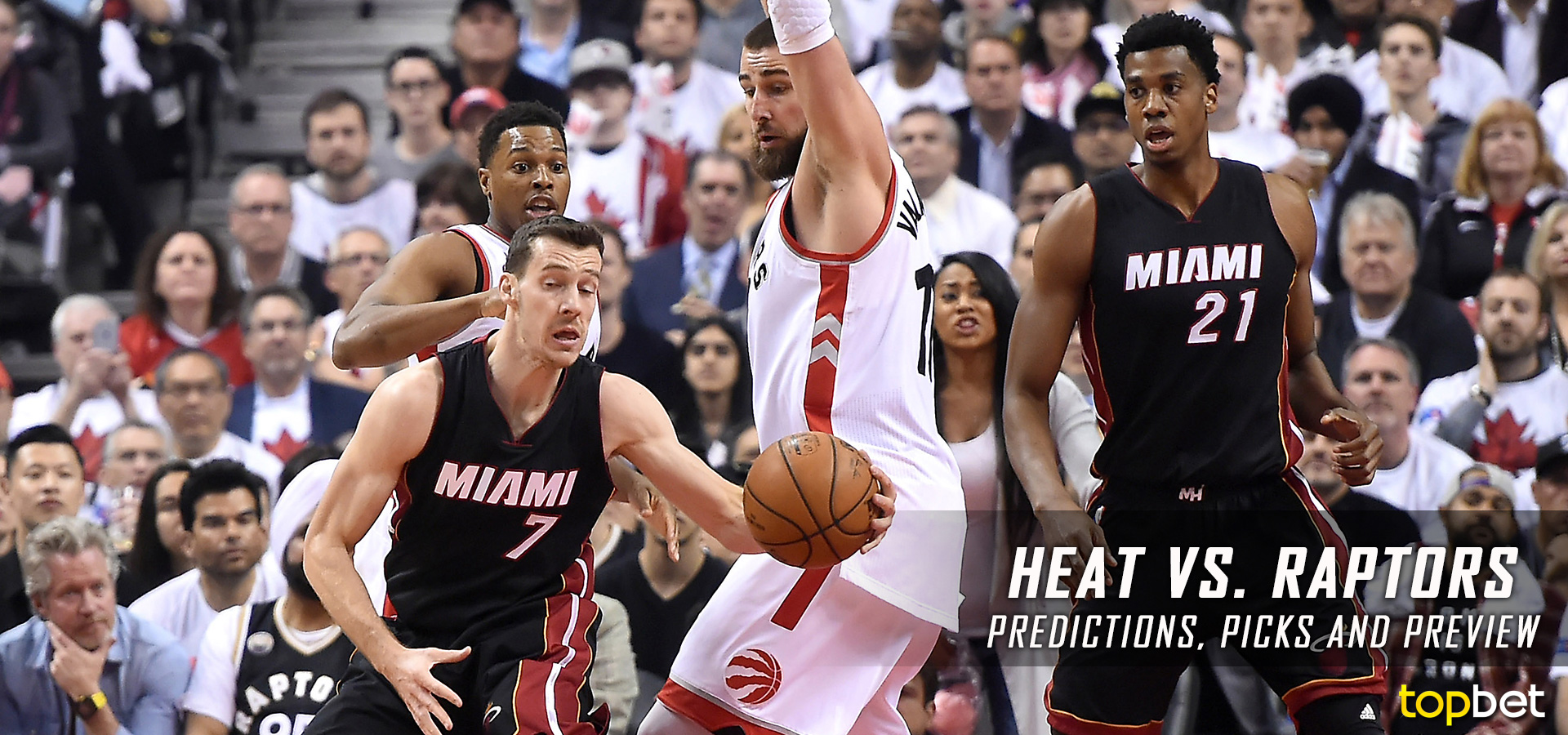 Heat Vs Raptors Nba Raptors Vs Heat Spread And