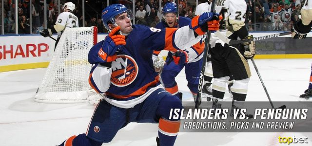 New York Islanders vs. Pittsburgh Penguins Predictions, Picks and NHL Preview – March 24, 2017